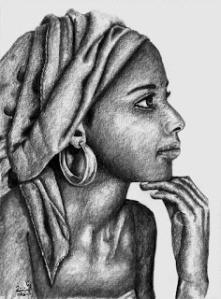 african_women_by_mohaart-d3di4hk